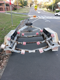 Boat trailer  Caringbah Sutherland Area Preview