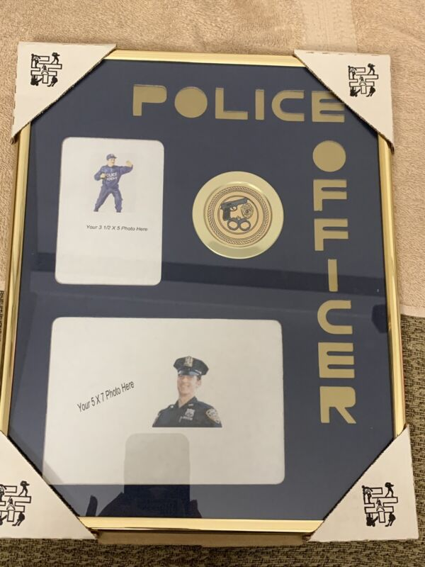 11 x14 sports frame police officer Picture Frame NEW