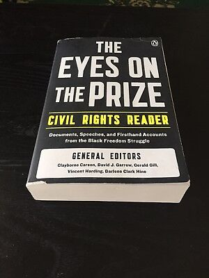 Eyes on the Prize: The Eyes on the Prize Civil Rights Reader :