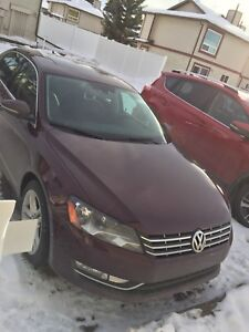 2012 Passat 2.5, Highline, mint, 15000 OBO