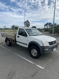 2005 Holden Rodeo Lx 5 Sp Manual C/chas