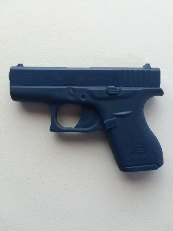 Rings blue training gun - Glock 42