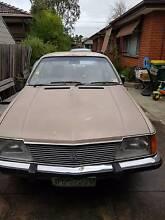 1982 Holden Commodore Sedan Thornbury Darebin Area Preview