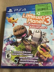 Little big planet for ps4