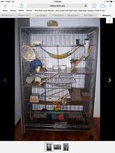 Rat enclosure and accessories Gosnells Gosnells Area Preview