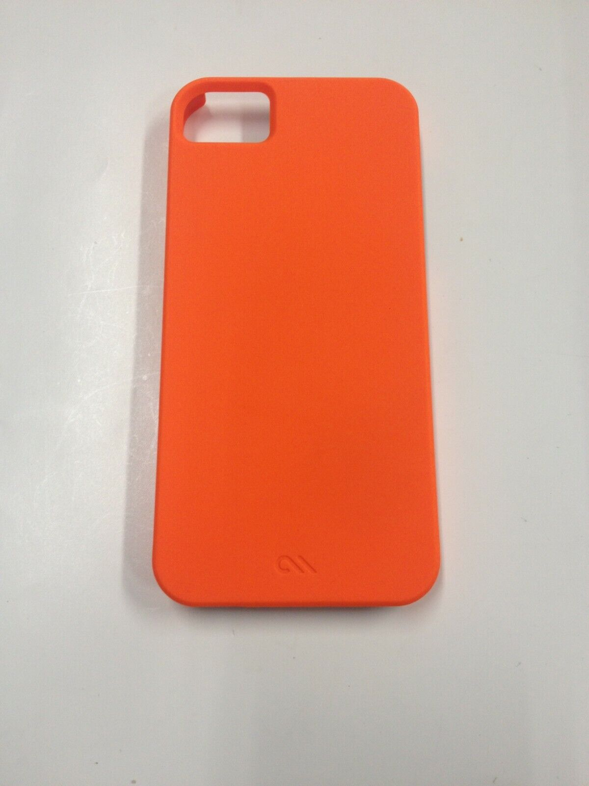 Case-Mate Electric Orange Barely There Case Cover for iPhone 5 - CM022883 -