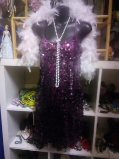 1920'S GATSBY DRESS