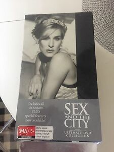 Sex in the city box set Leederville Vincent Area Preview