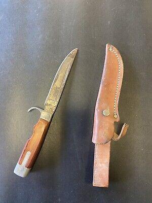 Olsen OK Knife & Sheath #706