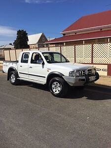 Pg courier 4x4 turbo diesel dual cab Yorketown Yorke Peninsula Preview