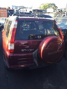 Honda CRV TAILGATE 2002 - 2005 Fairfield East Fairfield Area Preview