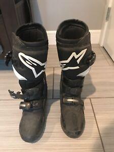 Alpine stars tech 3 riding boots