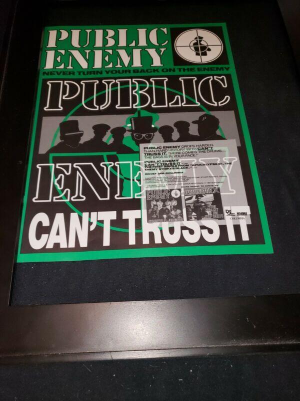 Public Enemy Can
