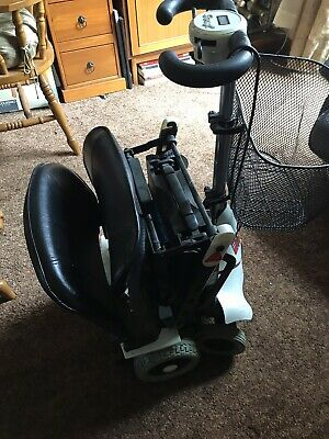 electric folding mobility scooter used