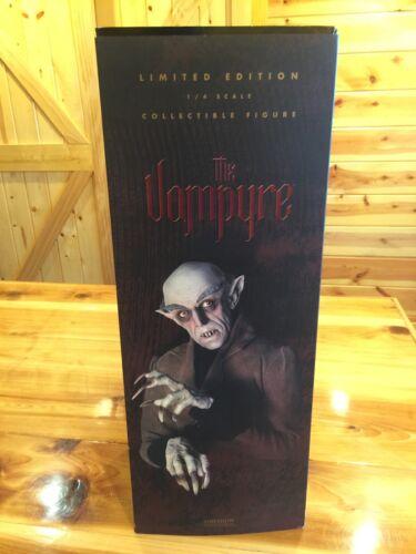 Sideshow THE VAMPYRE Count Orlok 1:4 Scale Premium Format Figure Nosferatu #511