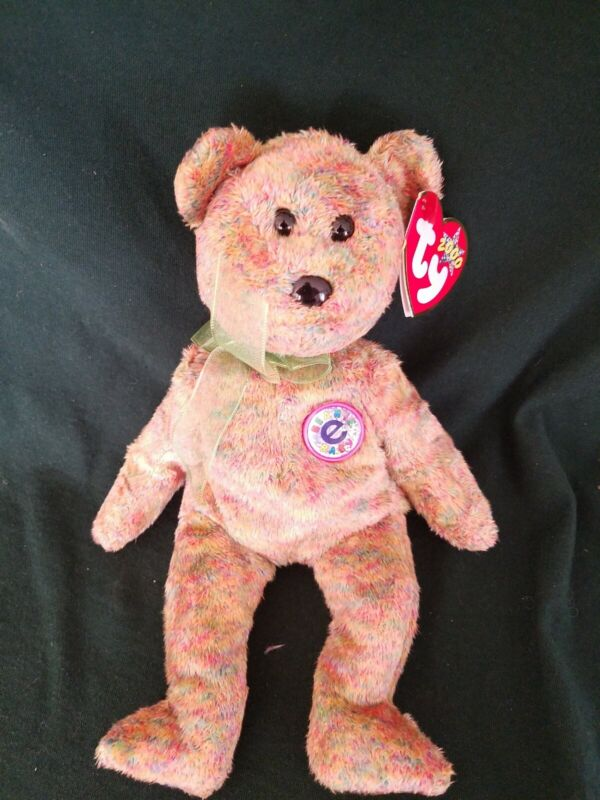 Speckles beanie baby