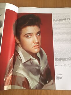 Huge Elvis Book - immaculate condition!!!