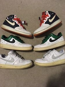 Nike Air force one used shoes size 11US