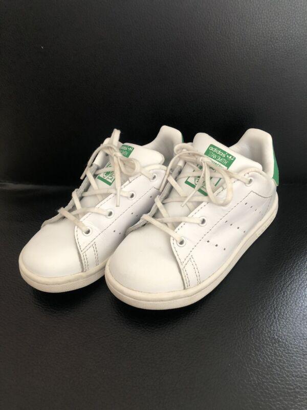 Adidas Originals Stan Smith Shoes, Toddler Size 8K