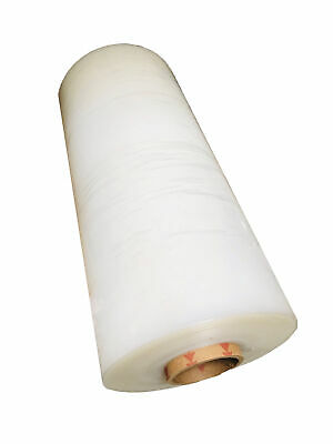 19.7 X 6500 70 Ga Pallet Wrap Machine Stretch Film Plastic Shrink Clear 40 Rls