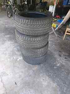 Tyres, falcon, commodore, bmw,Mercedes, camry Lutwyche Brisbane North East Preview