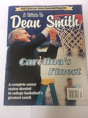 A Tribute to Dean Smith, Gold Collectors Series Basketball Magazine, 1997