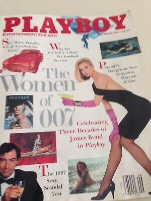 Playboy Magazines years 1987, 1988, 1989, 1990, 1991, 1992, 1993, 1994-2002