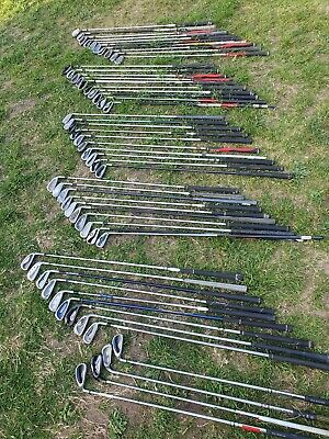 JOBLOT OF 5,6,7 IRONS PING CALLAWAY TAYLORMADE x 53 MOSTLY X DEMO NEW + USED