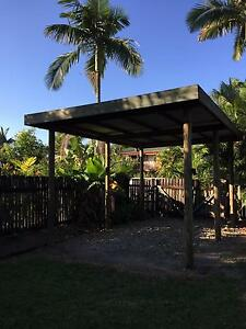 Carport (Color bond and wood) Kewarra Beach Cairns City Preview
