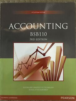 Accounting BSB110 3rd edition