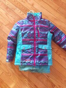 Manteau hiver et pantalon de neige