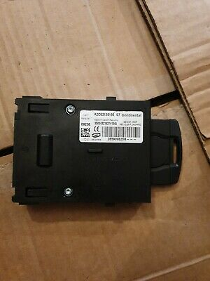 RENAULT MEGANE MK3 09-16 IGNITION CARD READER & KEY CARD 285909828R