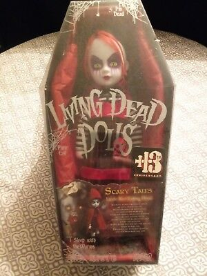 Little Red Riding Hood Living Dead Doll Scary Tales Little Red Riding New Sealed