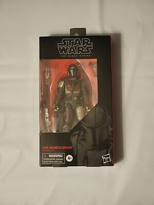 The Mandalorian Black Series 6-Inch Star Wars Figure #94