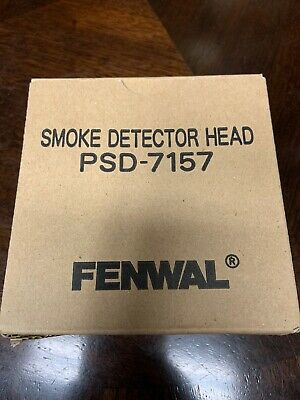 Fenwal Fire Alarm Psd-7157 Smoke Detector Head
