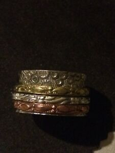 Spinner Ring size 7
