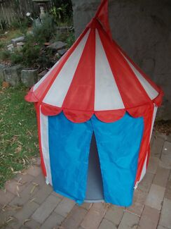 play tent CIRCUS & mini circus tent | Other Baby u0026 Children | Gumtree Australia ...