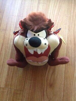 Looney Tunes Russell Stover Tasmanian Devil TAZ Halloween Dracula Plush Vampire (Russell Stover Halloween)