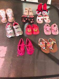 Babies shoes various size 1-5 Holloways Beach Cairns City Preview
