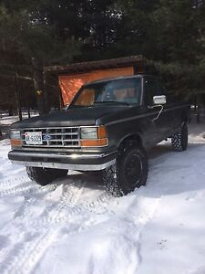 1991 Ford ranger 4x4 5 speed