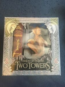 Lord of the rings the two towers collectors dvd edition