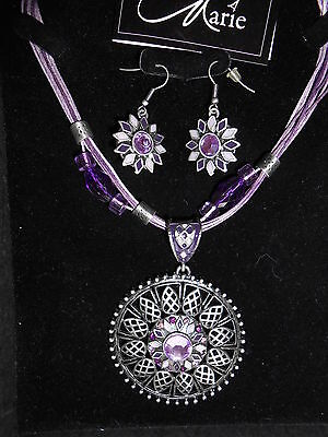 Marie Osmond  NECKLACE & EARRING SETS   Fashion Jewelry  FALL SALE