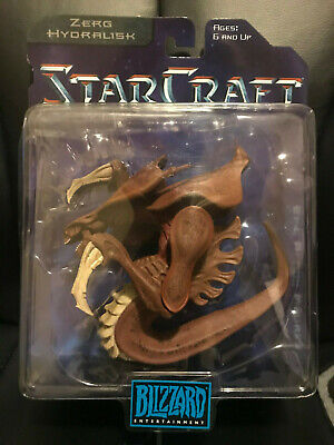 BLIZZARD STARCRAFT ZERG HYDRALISK EPIC ACTION FIGURE - COLLECTION 1 - NEW IN BOX