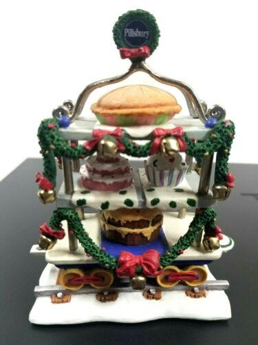 Pillsbury Doughboy Christmas Express Train 2002 Holiday  New  No Box
