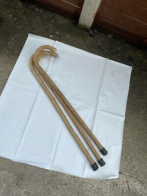 Traditional Walking Stick X 3