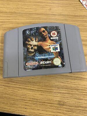 Shadow Man - Nintendo 64 - N64 - PAL - Cart Only