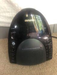 alarm clock with radio