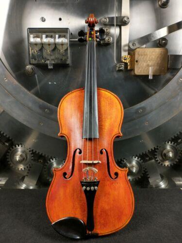 Antomus Stradivarius Cremonenfis (Regraduated & Voiced by Saunders Bros 1909) w/