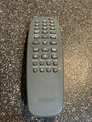 Philips RC2K14 DVD Player Remote DVD615, DVD623, DVD624, DVD726-TESTED