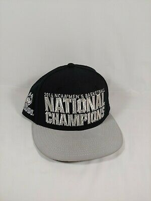 Nike 2014 NCAA Final Four Uconn National Champions Snapback Hat for sale  Brookfield